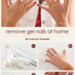 How To Remove Gel Nails at Home | Gel nail removal, Gel nails, Gel nails at  home