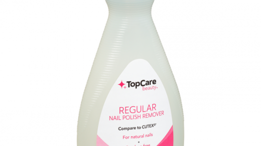 TopCare Regular Nail Polish Remover | Hy-Vee Aisles Online Grocery Shopping