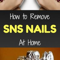How To Remove SNS Nails At Home? | Sns nails, Remove acrylic nails, Remove  sns nails