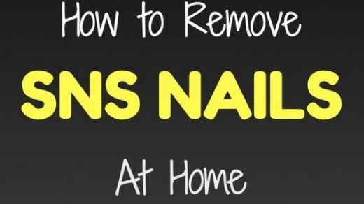 How To Remove SNS Nails At Home?   Sns nails, Remove acrylic nails, Remove  sns nails