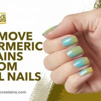 How to remove turmeric stains from gel nails [ Detailed Answer ]