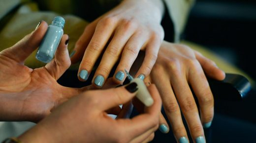 This Nail Polish Hack Will Help You Get A Few More Uses Out Of Your Fave  Shade Even When It Gets Thick, Clumpy, And Gross