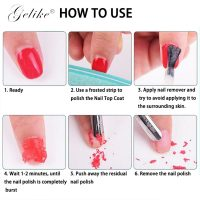 15ml Fast Gel Remover for All Manicure Semi Permanent Remover Nail Gel  Polish Cleaner Gel Varnish Remove Tool Glue Nail Polish Remover  -  AliExpress