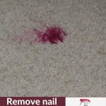 Remove nail polish from carpet with Windex | Nail polish on carpet, Nail  polish remover, Nail polish