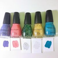 Sinful Colors Nail Polish Collection - The Aesthetic Edge