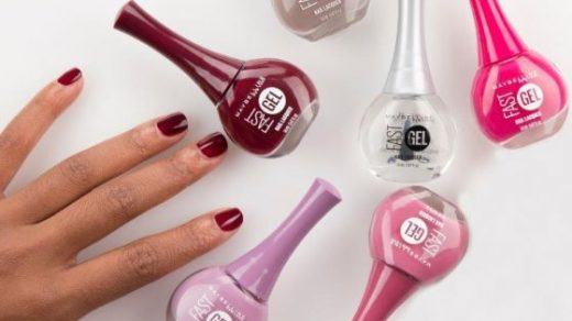 Maybelline's New Fast Drying Gel Nail Polish Is Only $2.50 And It Really  Stays Chip-Free For Days - SHEfinds