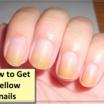 Here's How to Get Rid of Yellow Fingernails