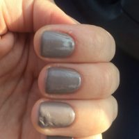 Air bubbles and nail with five layers of polish that could never nail  polish bubbles - Nail Polish #that #polish #NailPolish | Nail Polish in  2019 | Nail polish, Bubble nails, Nails
