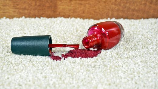 How to Get Nail Polish Out of Clothes and Fabric