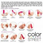 Color Street Application Instructions | Color street nails, Color street,  Color