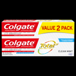 Colgate Total Toothpaste, Anticavity Fluoride and
