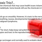 Does Your Nail Polish Contain Toxic Chemicals? – Survive and Thrive