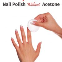 8 ways to remove nail polish without acetone   Diy nail polish remover, Nail  polish, Nail tips