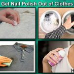 How to Get Nail Polish Out of Clothes? | Get nails, Nail polish stain, Nail  polish