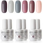 10 Best UV Gel Nail Polishes Of 2021 For Elegant And Glossy Nails