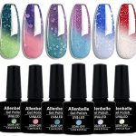 Allenbelle Color Changing Gel Nail Polish Gift set Color Changing Gel Polish  Set Mood Soak Off Uv Led Gel Nail Polish (003): Buy Online at Best Price in  UAE - Amazon.ae
