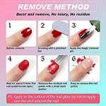Gel Nail Polish Remover, Professional Removes Soak-Off Gel Polish in 3-5  Minutes, Easily & Quickly, Don't Hurt Your Nails - 15 ml: Buy Online at  Best Price in UAE - Amazon.ae