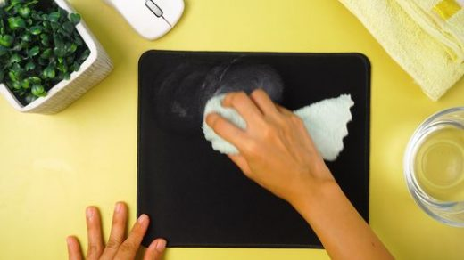 How to Clean a Mousepad: 5 Steps (with Pictures) - wikiHow