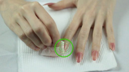 How to Remove Nail Polish from Acrylic Nails Without the Nails Coming Off