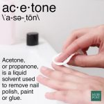What The Heck Is Acetone, And How Does It Affect Your Nails?   HuffPost Life