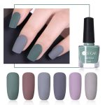 20 Shades Velvet Matte Black Nail Polish at Cheaper Rate, Pack Size: Dozen,  for Distributor, Rs 50 /piece   ID: 15566112897
