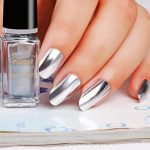 Buy Mirror Nail Polish, Silver Paste Online at Low Prices in India -  Amazon.in