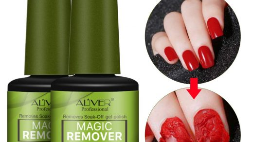 2 Pcs Magic Soak-Off Gel Nail Polish Remover, Professional Remover Nail  Polish Delete Primer Acrylic Clean Degreaser For Nail Art Lacquer, Easily &  Quickly (2 Pcs Nail Polish remover)- Buy Online in