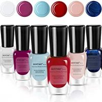 13 Best Healthy, Non-Toxic Nail Polish That Won't Chip | Glamour