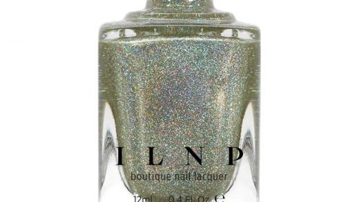 Buy ILNP in The Woods - Sage Ultra Holographic Nail Polish Online in  Turkey. B07PGX4RYZ