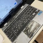 Student spilled nail polish on computer. Mother tried to clean it and  washed off 26 keys: techsupportgore