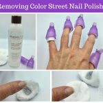 Color Street is 100% nail polish so you can remove it with regular nail  polish remover. Acetone can be hard on your…   Color street nails, Color  street, Nail polish