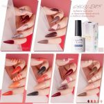 Buy Gel Nail Polish Kit with 36W Lamp - Candy Lover 10ml Golden Age Colors  with Base Top Coat Matte Top UV/LED Nail Gel Polish Set, Fall Autumn Nail  Art Accessories Free
