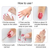 How to Safely Remove Gel Nail Polish at Home — Expert Advice | Allure