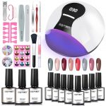 LED Nail Lamps. Which one to buy and how to use one.