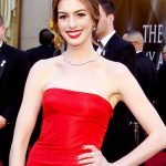 Nail Color With Red Dress