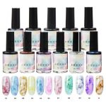 Phototherapy Nail Polish Marble Pattern Ink Smudge Gradient Manicure - buy  from 6$ on Joom e-commerce platform