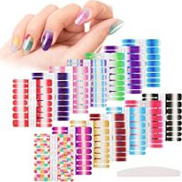 How to Apply Nail Stickers to Short Nails — Expert Tips | Allure