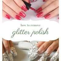 Remove Sparkle Nail Polish With These Simple Tips | Sparkle nail polish, Sparkle  nails, Sparkly nail polish