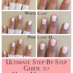 Ultimate guide to at-home manicure   CND Shellac   Nail polish   Gel polish    Step-By-Step Guide   1…   Manicure at home, Shellac nails at home, Shellac  nail colors