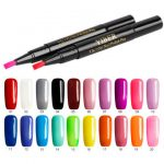 China Gel Nail Polish Pen 2021 new trend for manicure beauty nail equipment  easy use and fast dry gel pen on Global Sources,nail gel pen,nail art,nail  polish