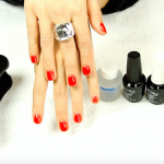 DIY gel nails using Gelcolor by OPI — NOT A MODEL
