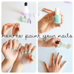 How to Paint Your Nails : 9 Steps (with Pictures) - Instructables