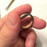 How to Fix a Loose Ring With Tape and Clear Fingernail Polish -  Instructables