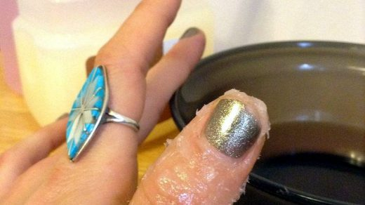 How to Remove Gel Polish at Home : 4 Steps (with Pictures) - Instructables