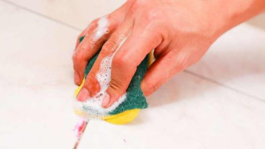 How to Remove Spilled Nail Polish from Floor Tiles, Grout, Marble & Wood |  Nailshe