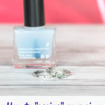 Genius Hack to Make your too big Ring fit! - How to Make a Ring Smaller at  Home with Nail Polish - The Artisan Life