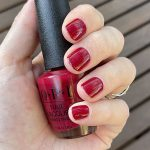 OPI's Malaga Wine Is a Classic Red With Staying Power
