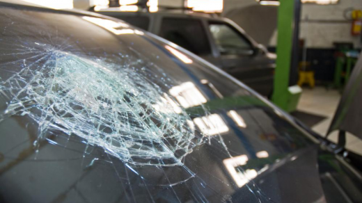 Crack Hacks: 4 Ways to STOP a Windshield Crack from Spreading - Auto Glass  in San Antonio