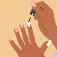EXPLAINER: What's the deal with acetone nail polish remover and is it bad  for your nails? - Sinclair Dermatology
