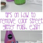 Tips on How to Remove Color STREET Nails Easily • Keeping it Simple
